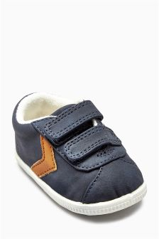 Retro Pram Trainers (Younger Boys)