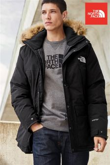 The North Face® Black Gortex MC Murdo Jacket