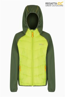 Regatta Green Kielder Jacket