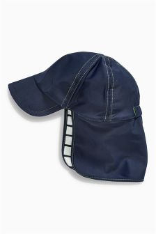 Stripe Legionnaire's Hat (Younger Boys)