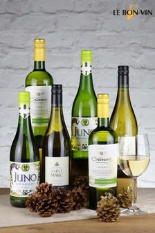 6 Bottles World Sauvignon Blanc White Wine Mixed Case