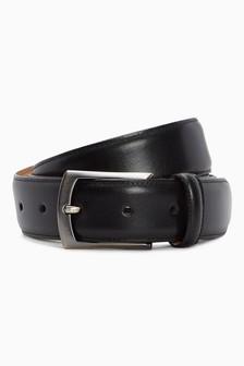 Fine Stitched Leather Belt