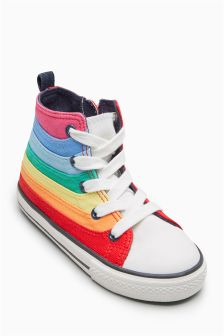 High Top Trainers (Younger Girls)