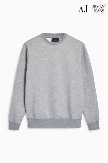 Armani Jeans Crew Neck Sweater