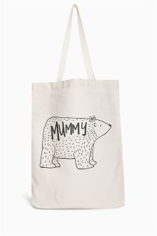 Mummy Bear Shopper