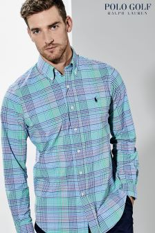 Ralph Lauren Golf Check Shirt