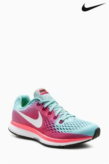 Nike Berry Air Zoom Pegasus 34