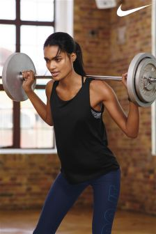 Nike Blue Power Training Tight
