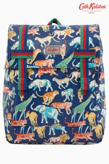 Cath Kidston Navy Safari Backpack