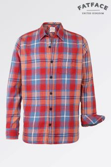 Fat Face Rosehip Birtley Check Shirt