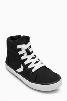 Skate Lace-Up Boots (Older Boys)