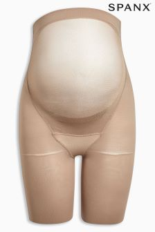 Spanx® Nude Power Mama Mid Thigh Shaper