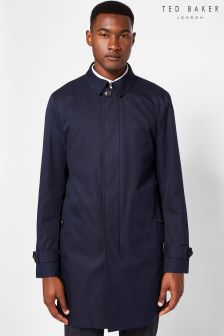 Ted Baker Navy Flinty Mac
