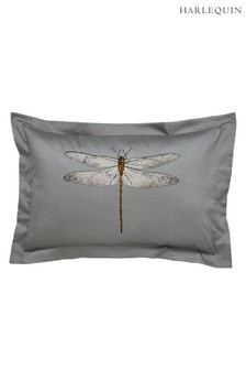 Harlequin Demoiselle Pillowcase