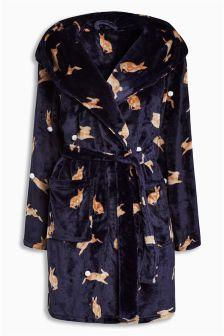 Soft Bunny Robe