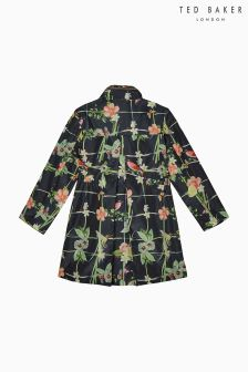 Baker By Ted Baker Trellis Printed Coat