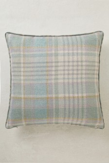 Padstow Check Cushion