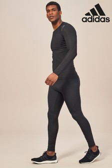 adidas Gym Black Alpha Skin Full Length Tight