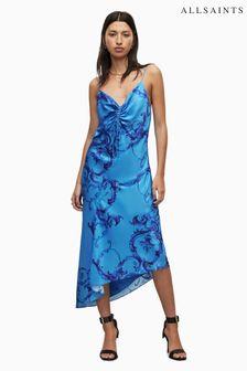 Bright Shirred Strappy Dress (3mths-6yrs)