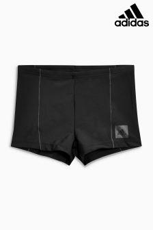 adidas Black Swim Trunk