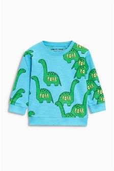 Long Sleeve T-Shirt (3mths-6yrs)