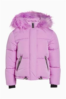 Short Padded Jacket (3-16yrs)