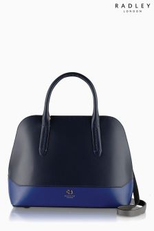 Radley Navy Colourblock Kennington Multiway Bag