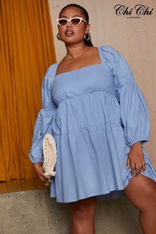 Studio 8 Blue Destiny Dress