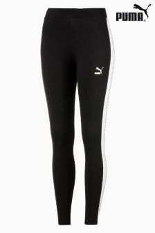 Puma® Black Logo T7 Legging