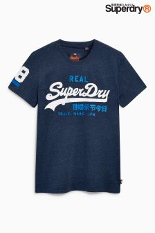 Superdry Vintage Logo Duo Colour T-Shirt