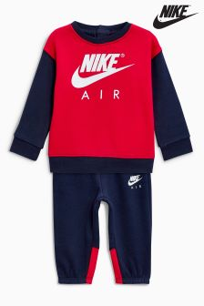 Nike Baby Air Crew Fleece Set