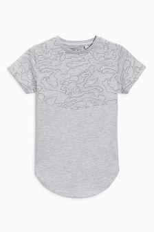 Panel T-Shirt (3-16yrs)