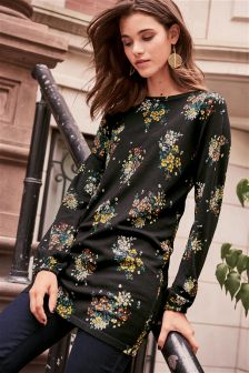 Evening tunic dress uk