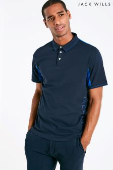 Jack Wills Furness Colourblock Polo