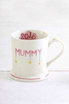 Born In 2018 Mummy Mug