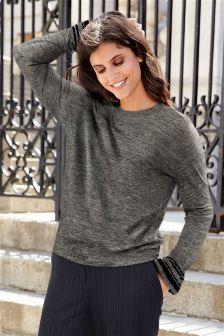 Knit Look Sweater