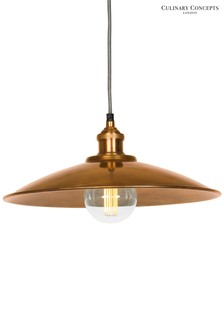 Culinary Concepts Tapered Moderne Prohibition Pendant