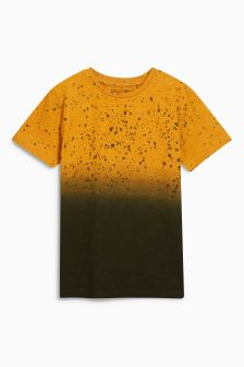 Dip Dye Splat T-Shirt (3-16yrs)