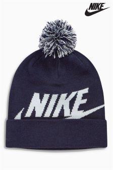 Nike Navy Sportswear Beanie