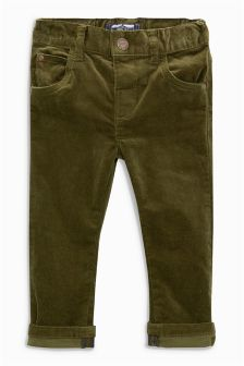 Stretch Cord Trousers (3mths-6yrs)