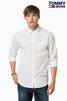 Hilfiger Denim White Shirt