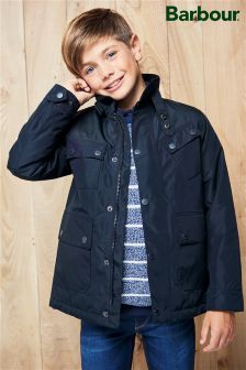 Barbour® Black International Tyne Jacket