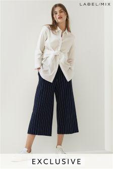 Mix/Teatum Jones Tailored Crop Trouser