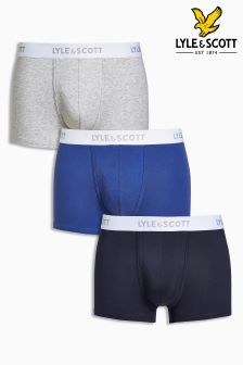 Lyle & Scott Boxers Three Pack