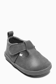 Crawler T-Bar Shoes (Younger Boys)