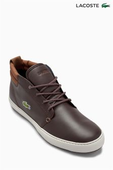 Lacoste® Dark Brown Ampthill Terra