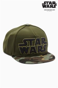 Camo Star Wars™ Cap (Older Boys)