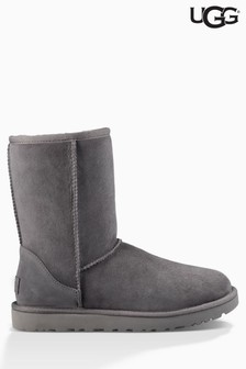 UGG® Grey Short Classic Boot