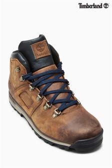Timberland® Brown/Navy GT Scramble Hiker Boot
