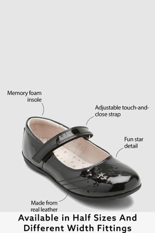 Star Mary Jane Shoes (Older Girls)